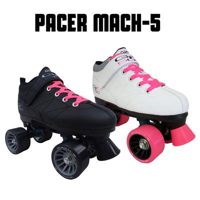 Pacer Mach-5 Skates
