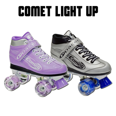 Pacer Comet Light Up Skates
