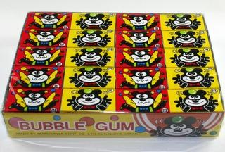 Fusen Bubble Gum 60pc