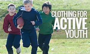 Russell Athletic Youth Clothing
