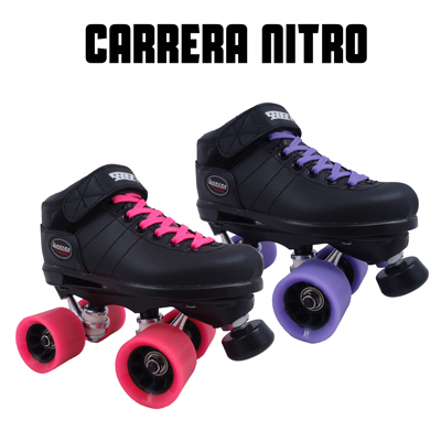 Riedell Carrera Nitro Speed Skates