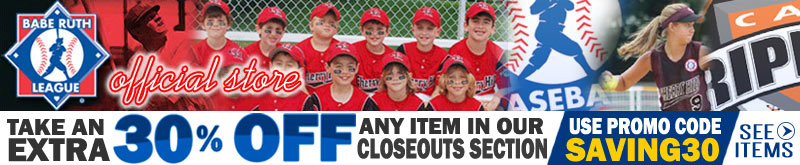 Take an extra 20% off all closeouts!