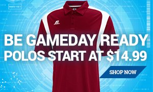Russell Athletic Gameday Polo