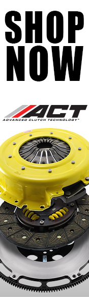 ACT Clutch Kits and Flywheels