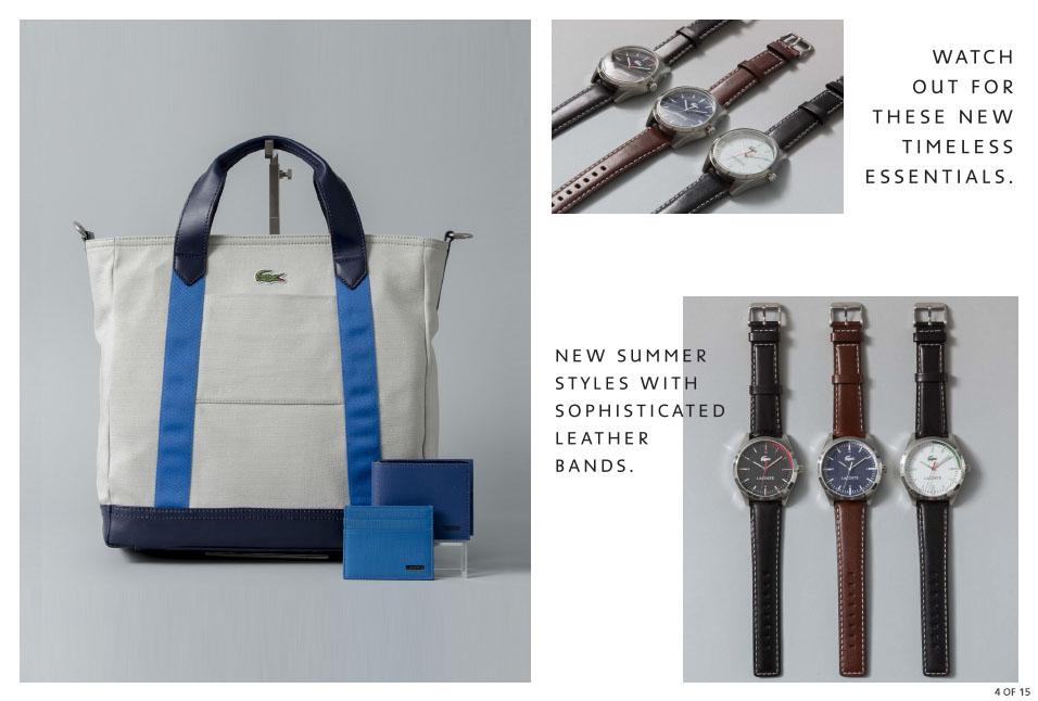 Shop Lacoste: Accessories
