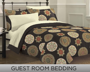 Guest Room Bedding