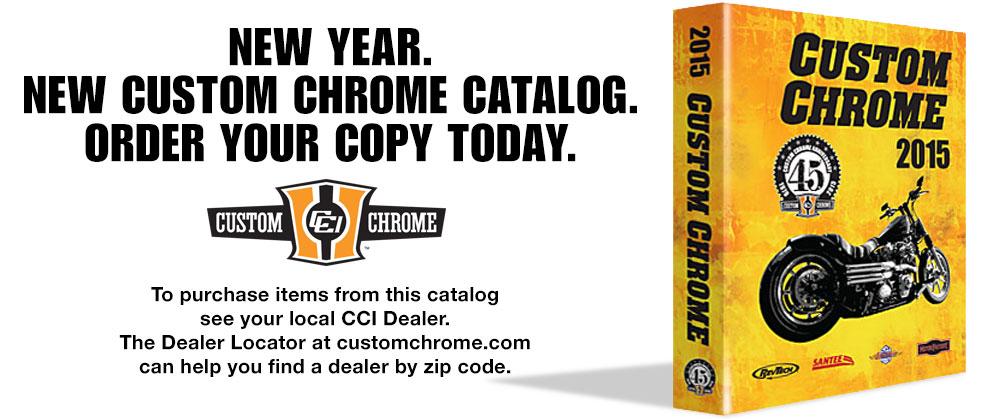 Custom Chrome Catalog Banner