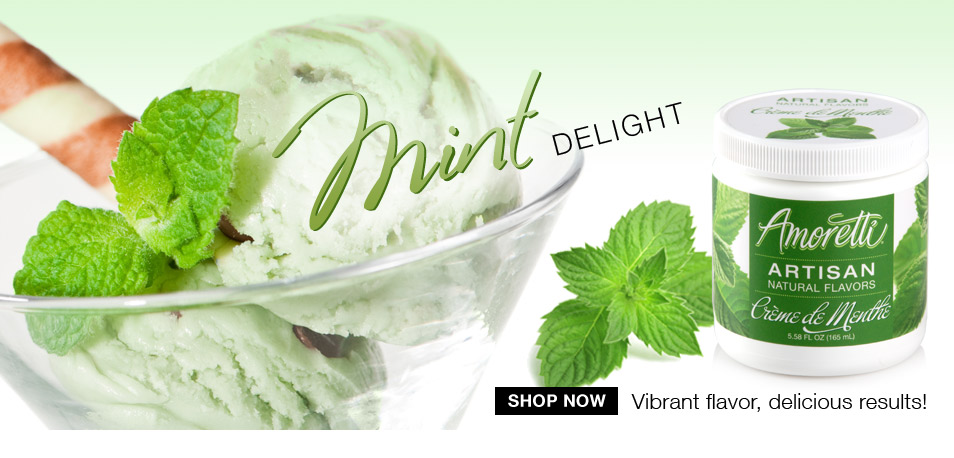 Amoretti Natural Artisan Flavors