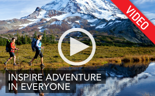 Video - Inspire Adventure In Everyone