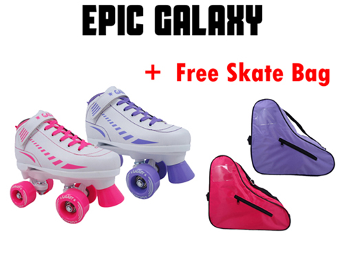 Epic Galaxy Kids Quad Roller Skates