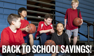 Russell Athletic Back to School Savings