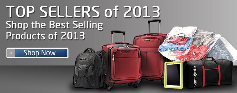Shop the Best Selling Products of 2013