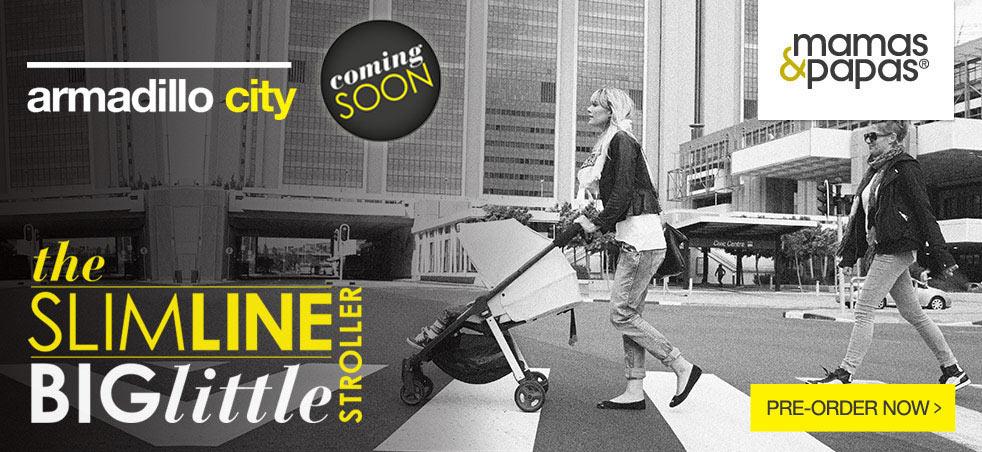 Mamas & Papas Armadillo City Lightweight Stroller
