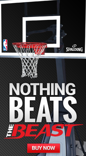 Spalding (R) True to the Game (TM) - Nothing Beats the Beast