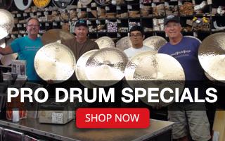 Pro Drum Specials