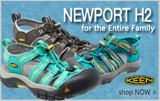 Keen Newport H2 at ShoesCentral.com