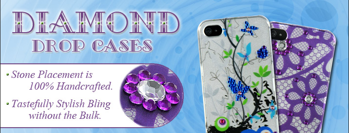 Diamond Drop Cases Click Here