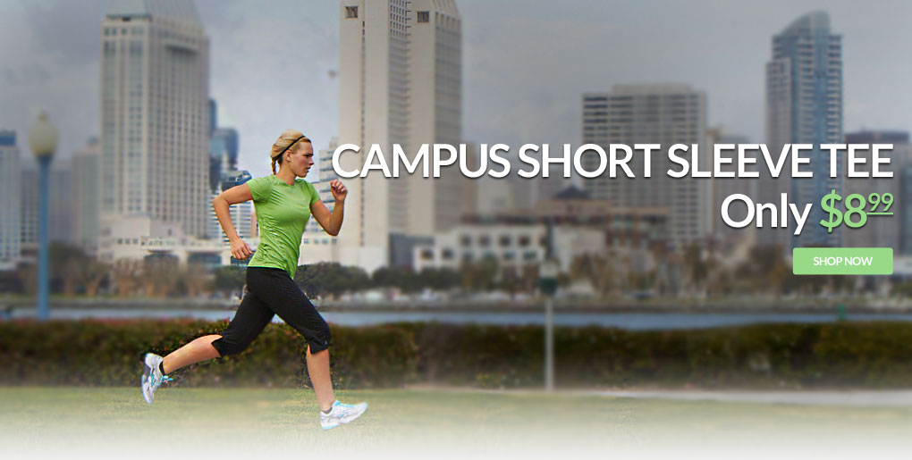 Women's Campus Short Sleeve Tee