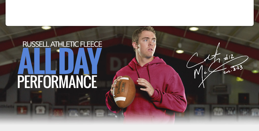 All Day Performance Fleece