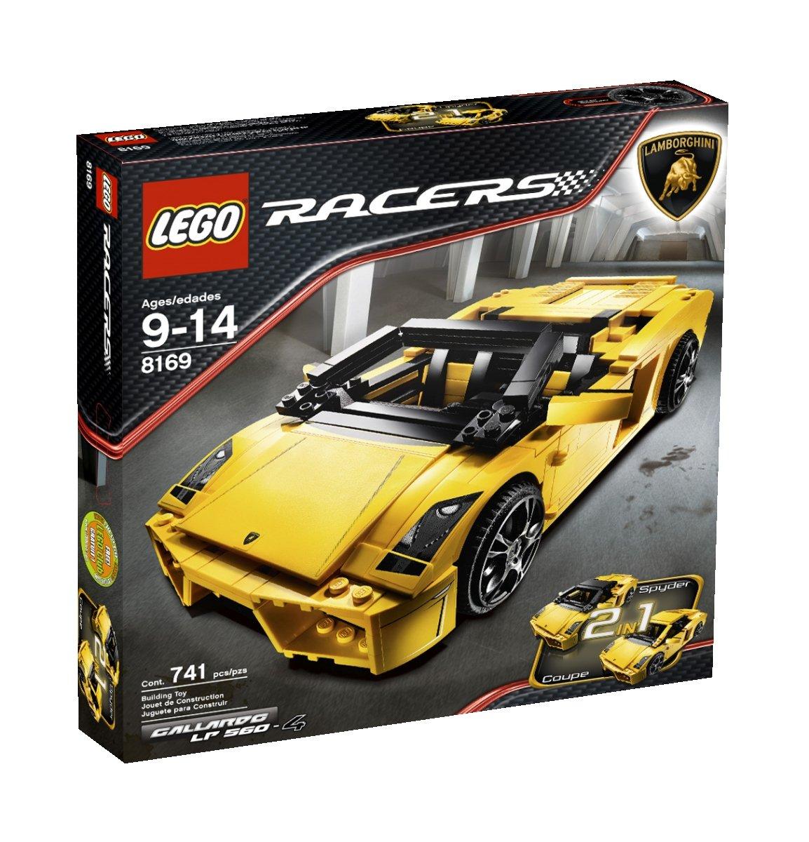 Cheap Used Lamborghini Gallardo For Sale: LEGO LAMBORGHINI