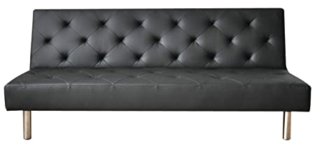 Acme 57006 Franasco Adjustable Sofa, Black