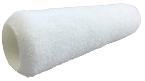 Shur-Line 55507N Premium High-Density 9-Inch Knit Roller Cover, Low Lint, 1/2 Inch Nap, Semi-Rough Surfaces (Textured Walls/Concrete), 3-Pack via Amazon