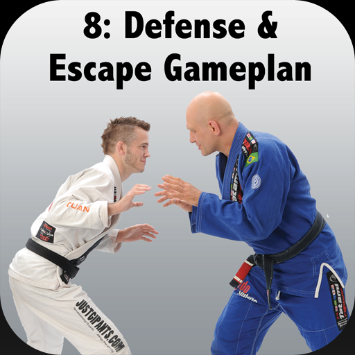 Appli Androïd defense and escape gameplan