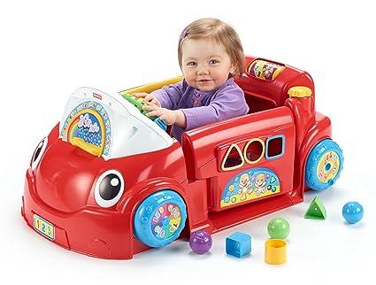 Laugh & Learn Crawl Around Car