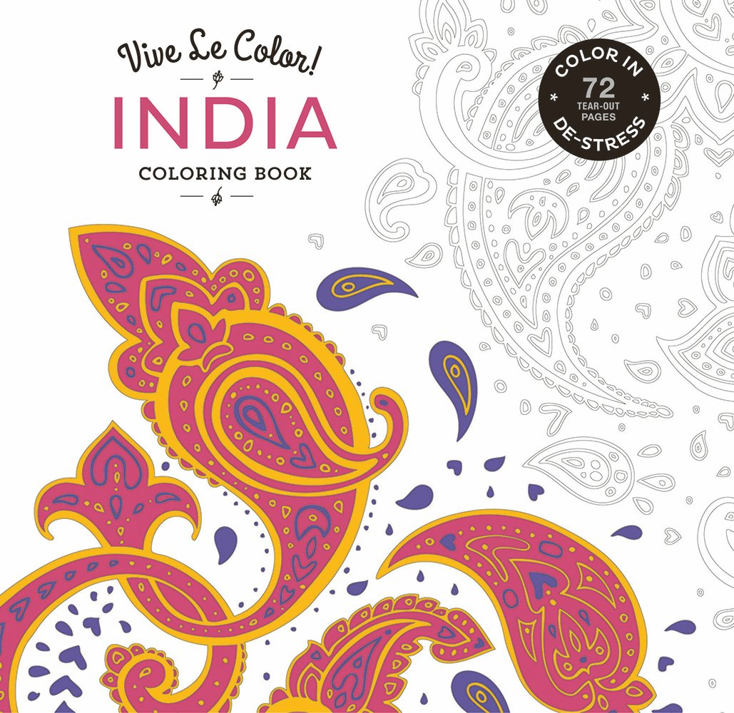 Vive Le Color! India