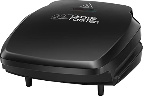 George Foreman 23400 2-Portion Grill
