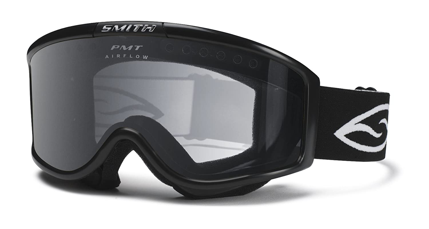 Smith Monashee OTG Airflow Goggle (Clear, Black) 	$19.99