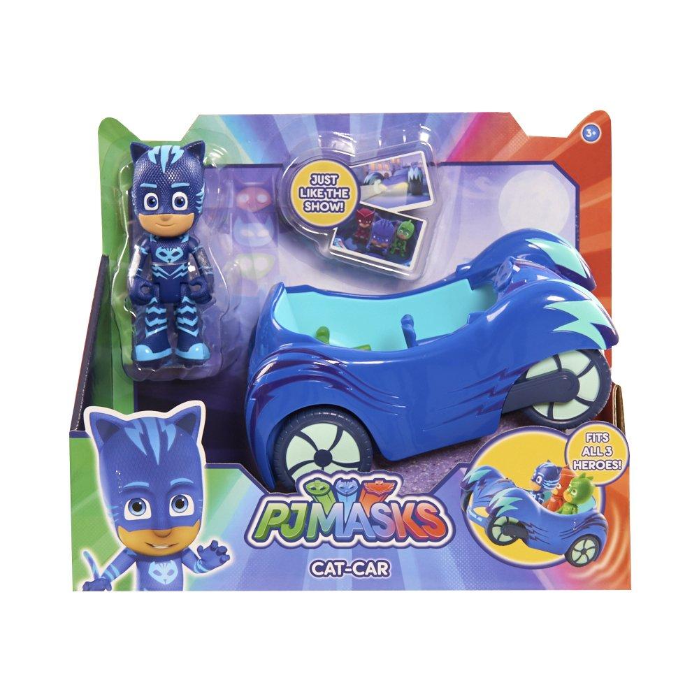 Cat Boy PJ Masks Car