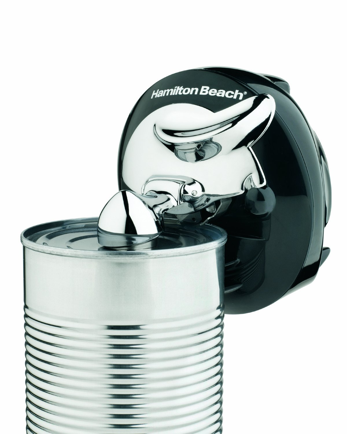 HB Can Opener Compact Black