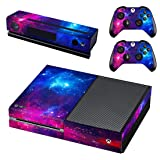 SKINOWN Skin Sticker for Xbox One Console and 2 Controller with 1 Kinect Skins (Color: G1)