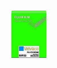 FUJIFILM リバーサルフィルム フジクローム Velvia 50 シート 20枚 本 CUT VELVIA50 4X5 20