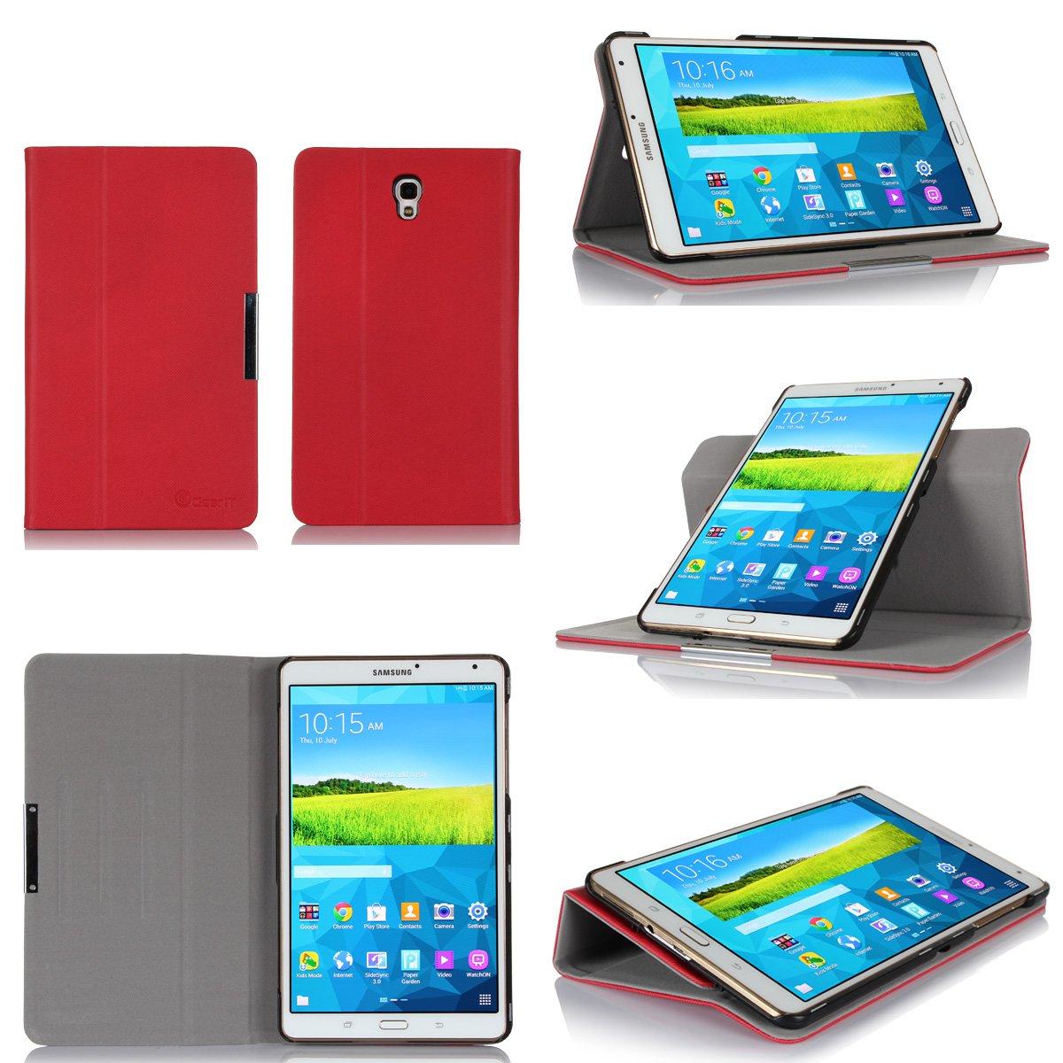 GearIt Samsung Galaxy Tab S 8.4 8,4 caso carcasas cubierta funda folio de piel  Electrónica revisión y descripción más
