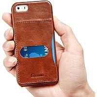 iPhone 5S & iPhone SE Genuine Leather Case