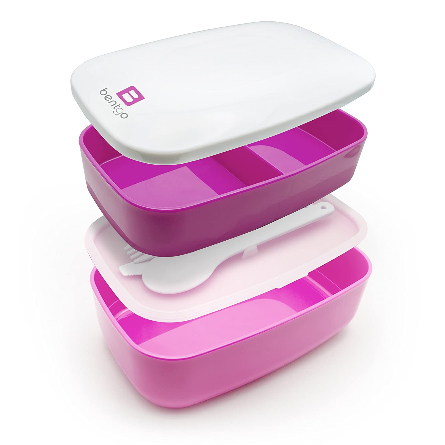 stackable bento lunch box tupperware;