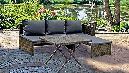 Gravidus gemutliches 3-teiliges Sofa-Set