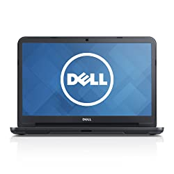 Dell Inspiron 15.6-Inch HD Laptop with Intel Processor 4G memory Black