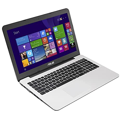 PC portable ASUS R511LJ-XX448H Blanc 15.6HD GT920M Core i5-5200U DDR3 4Go HDD 1To DVD-RW Wi-Fi N/bt Webcam Win 8.1 64 bits
