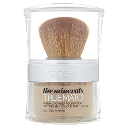 L'Oreal Paris True Match Minerals Foundation low price