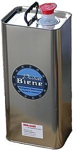 Büdo GmbH, Parkett Biene, Flüssigwachs, 5_Liter  BaumarktKundenbewertung und weitere Informationen