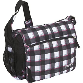 JanSport Antics Series Elefunk-Printed Messenger Bag