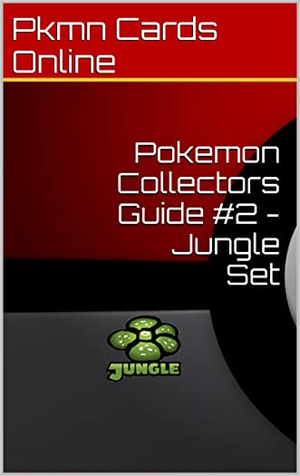 Pokemon Collectors Guide #2 - Jungle Set