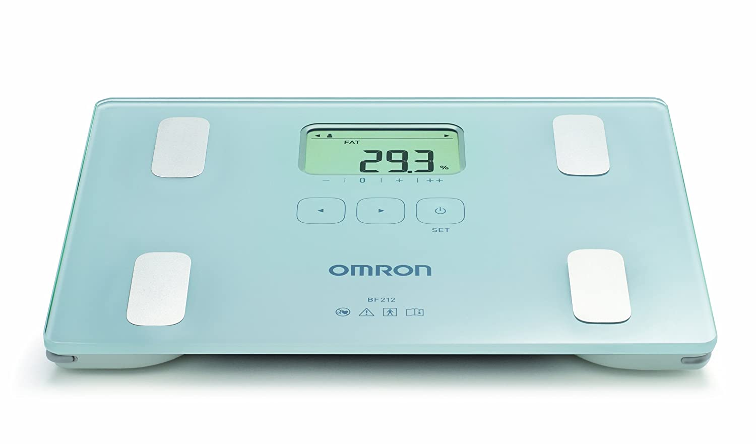 Omron BF212 Electronic Body Composition Monitor Scale