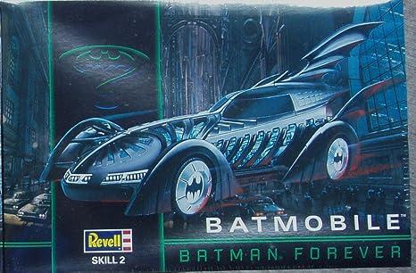 Batmobile Toy Model Batmobile 1/25 Model Kit