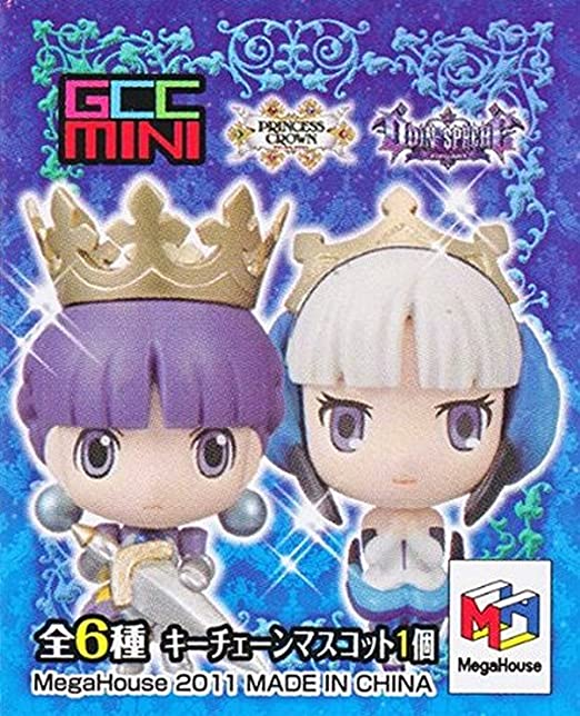 """Odin Sphere & Princess Crown Game Characters Collection-2"""" Random Figure"""