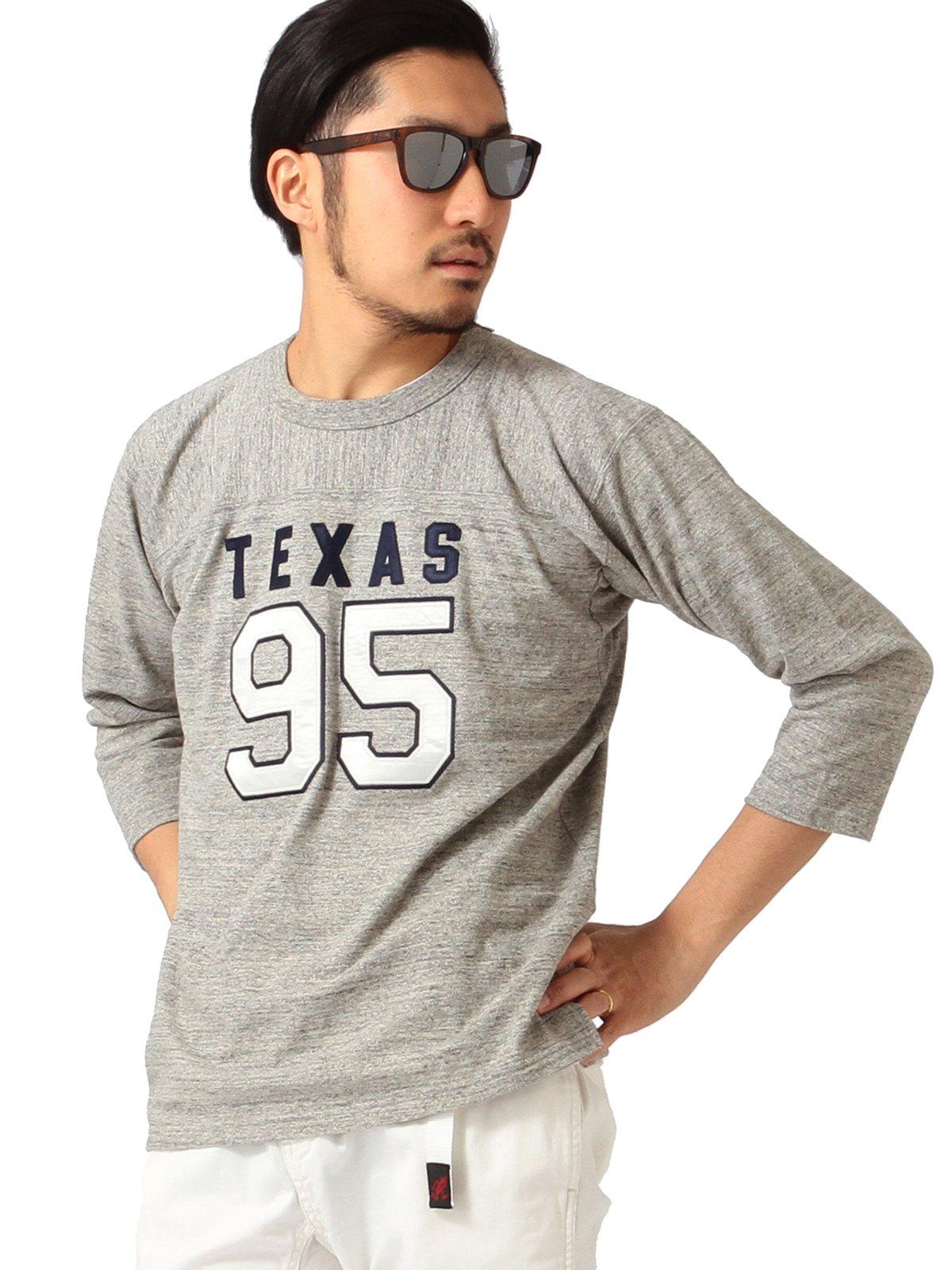 (ビームス) BEAMS CHESWICK×BEAMS / 別注 3/4フットボールシャツ
