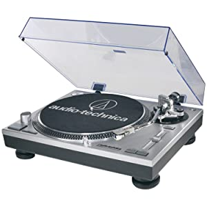 Audio-Technica AT-LP120-USB Direct-Drive Professional Turntables
